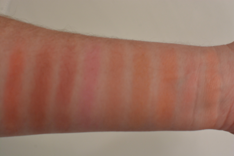 The Blushed Blush Palette - 9B by Morphe #6